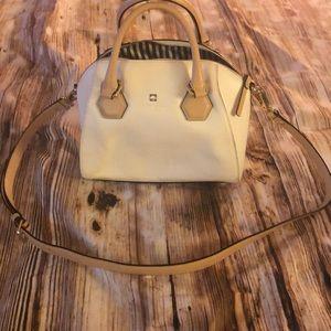 Off white Kate spade handbag